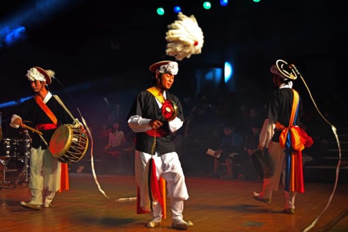Salmanori Fusion Performance, Cheongju, South Korea