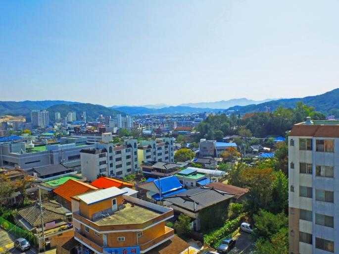 Boeun, South Korea