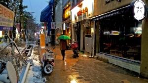Street Scene, Cheongju, December 2014