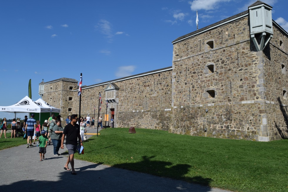 Fort Chambly (Photo Courtesy of Marta at Down From The Door)